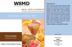 w8md weight loss protein shakes
